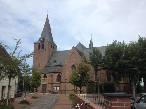 St Bartholomaus Niederkruechten
