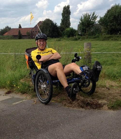 Uwe Cyclist