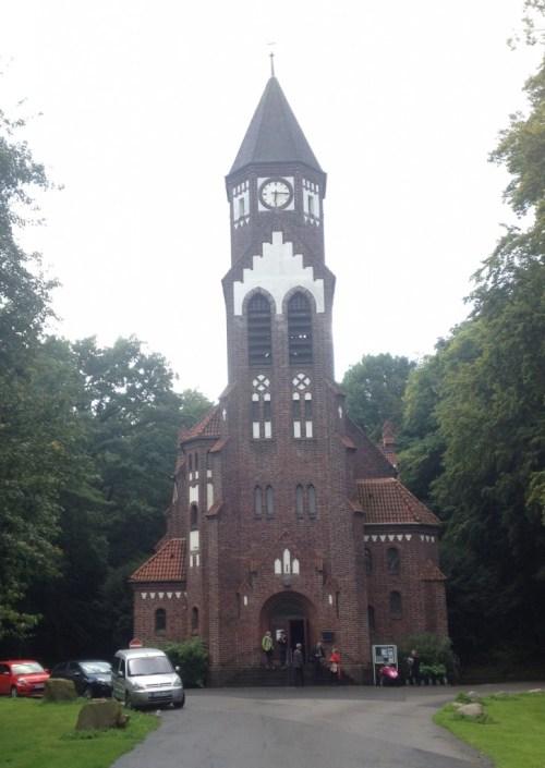 Johanniskirche Viersen Exterior