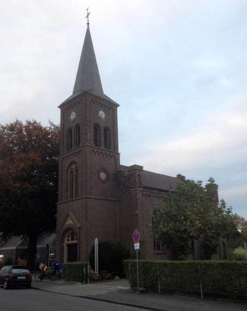 Christuskirche Duelken