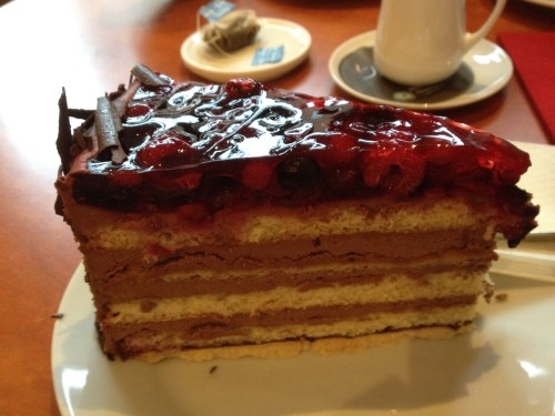 Cake in Waldniel