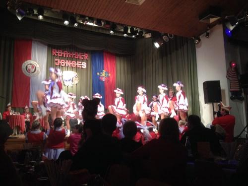Dancing Girls 1