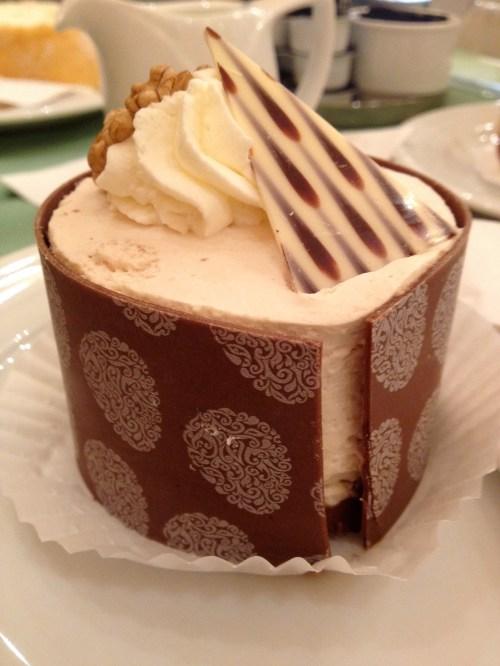 Uerdingen Walnuss Sahne cake