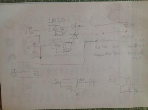 James's circuit diagram