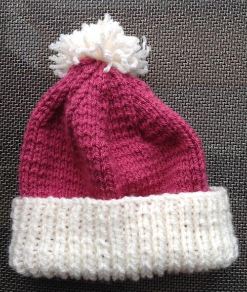 Penelope bobble hat