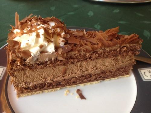 Choc cake 1