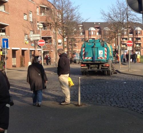 Street sweeping 1
