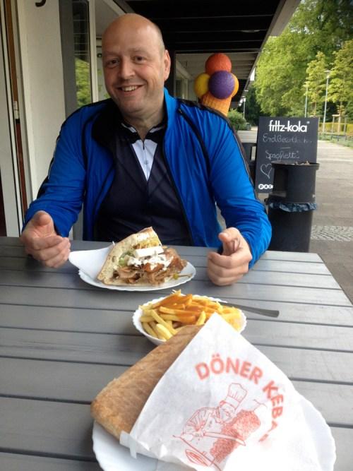Jochen and Kebab