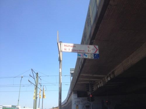 Muelheim sign