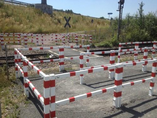 Railway Slalom 1