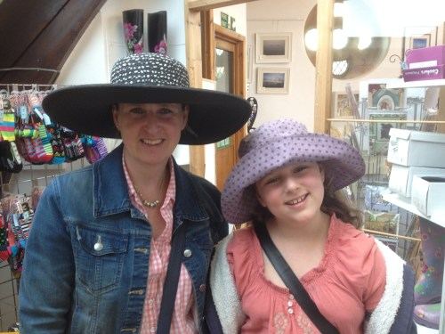 Dedham hats