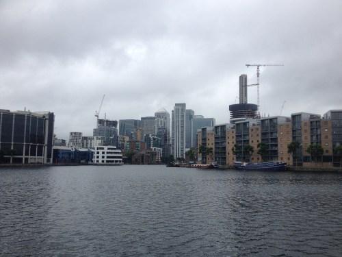 Greenwich docks