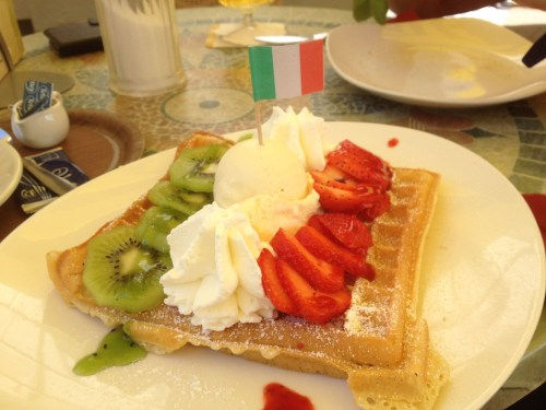 Italian Waffle