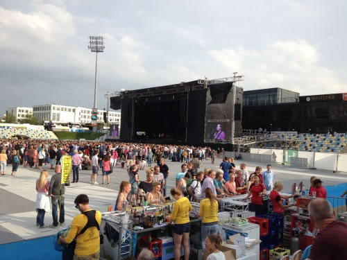 Sting concert 0
