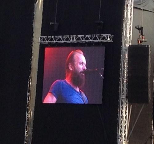 Sting concert 3