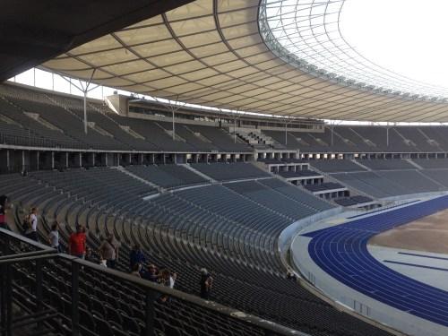 Inside the Stadium 2
