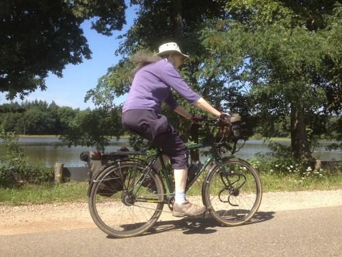 Jan and Thorn bike