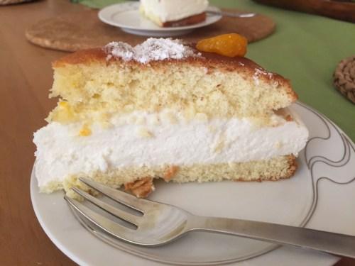 Kaese Sahne Torte 3