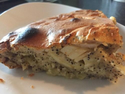 Apfelmohn Kuchen