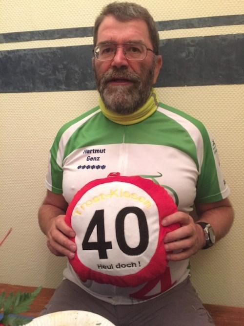 Jochen's Party Hartmut 40