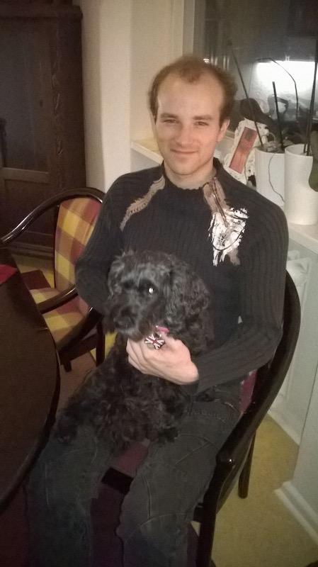 Lars and Poppy 1
