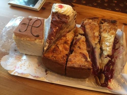 Nils cake choice