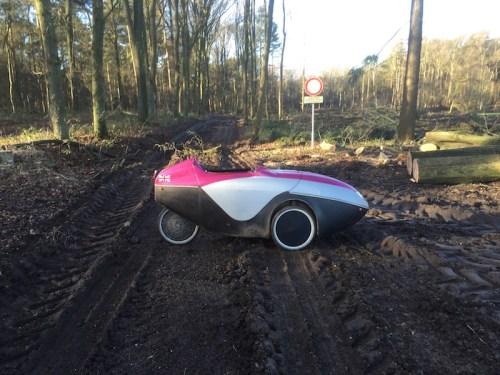 Muddy track 3