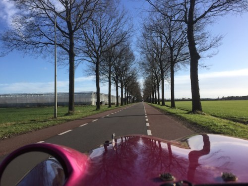 Super fast road to Arcen