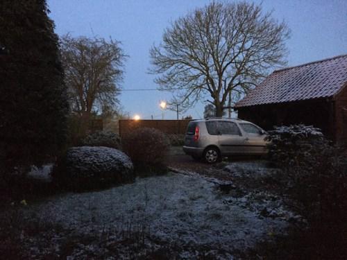 Morning in Witnesham 2