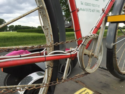 Giant bike chain