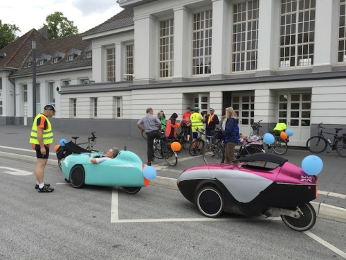 Jochen velomobile fixated 1
