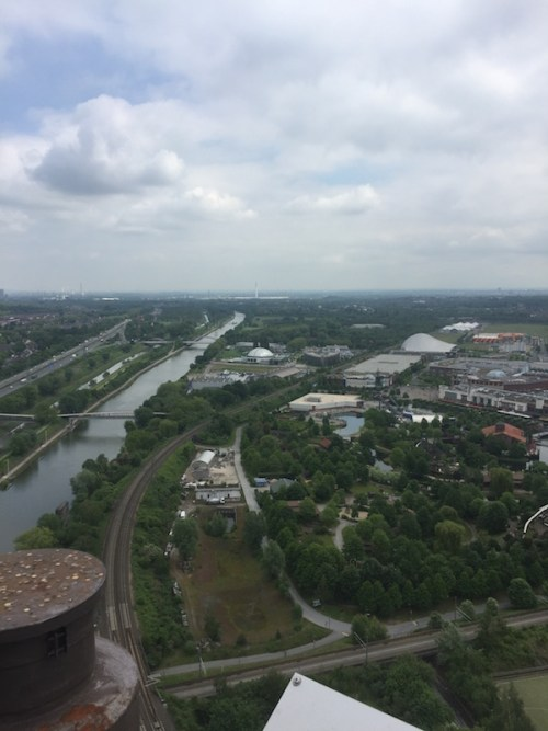 View from Gasometer