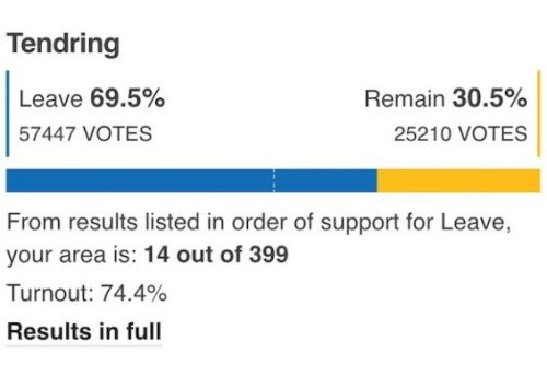 Tendring-voters