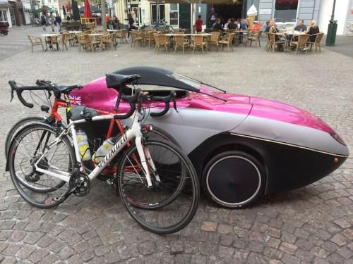 Bikes in Venlo