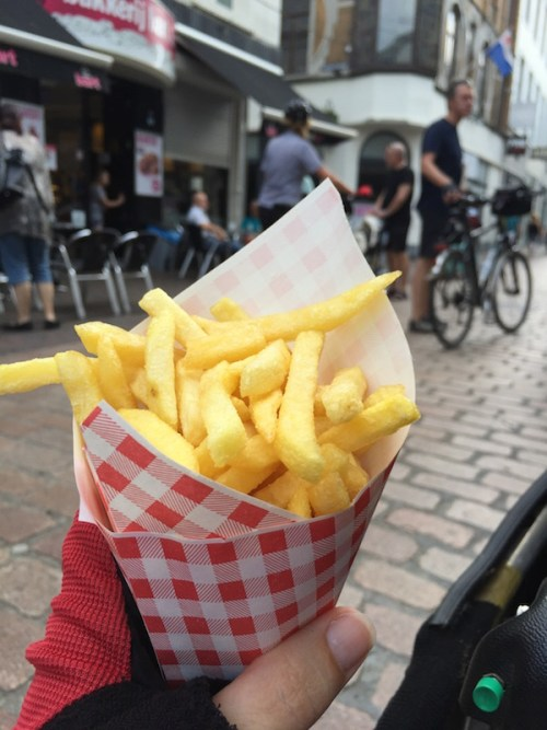 Frites in Roermond