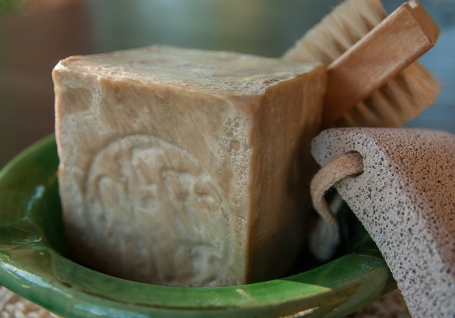 Aleppo Soap Skin Beauty Natural Cleanser