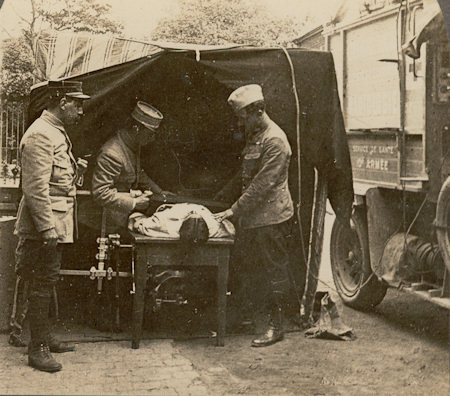 Image result for marie curie world war i