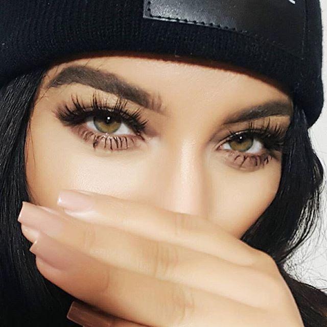 Three Kinds Of Mink Eyelashes Paste Methods Allow You Having Charming Eyes