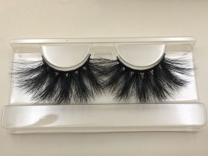 DL03 25mm mink lashes