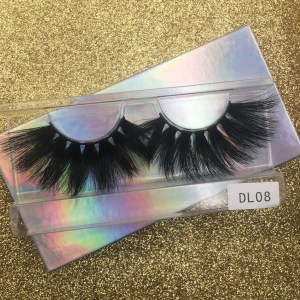 25mm mink lashes DL08