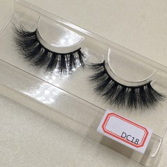 15mm lashes DC18
