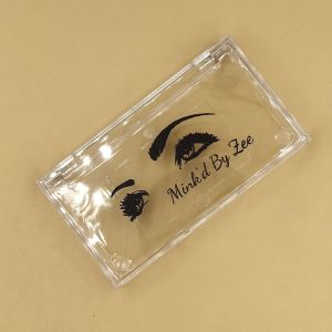 clear lash case