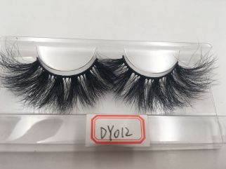25mm lashes Dy012