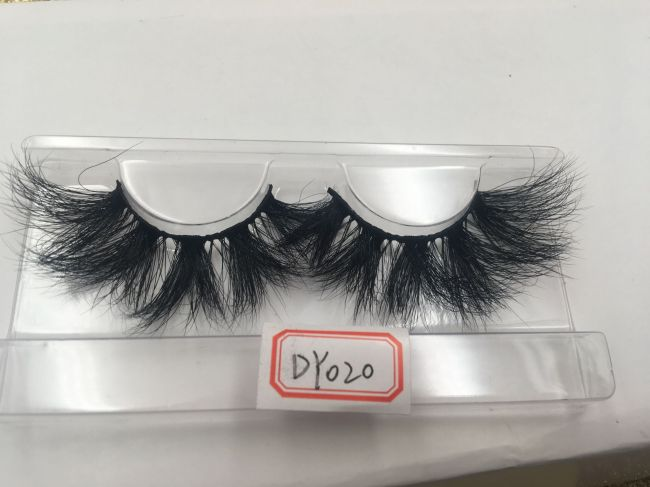 25mm lashes Dy020