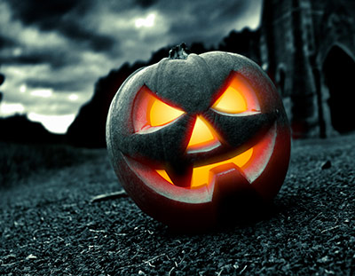 Citrouille Halloween - Aura Noire