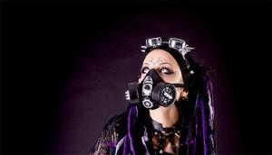 Cyber goth - aura noire