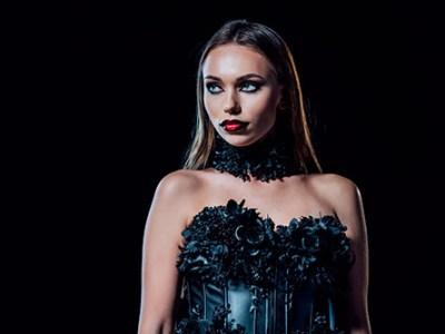 Le maquillage gothique, vu par Aura Noire