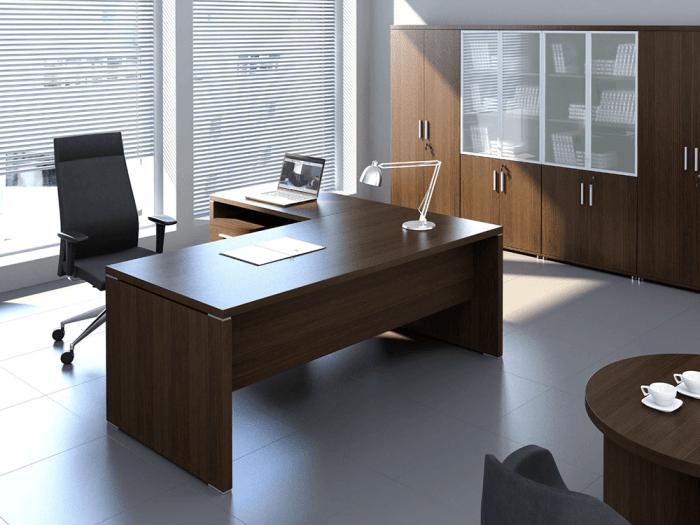 Felix – Wooden Executive Desk