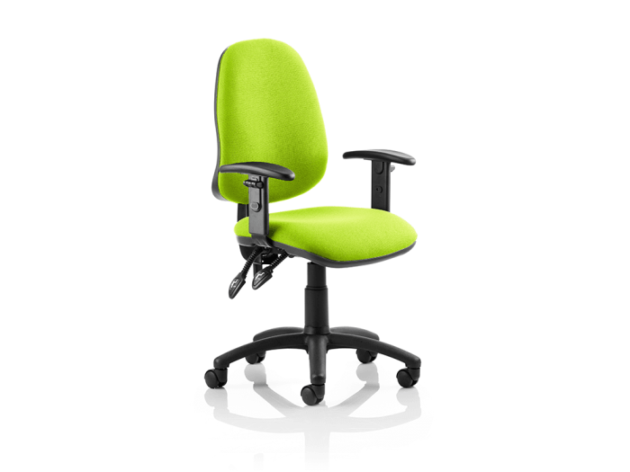 Esme 2 – Operator Office Chair in Multicolour with Arms