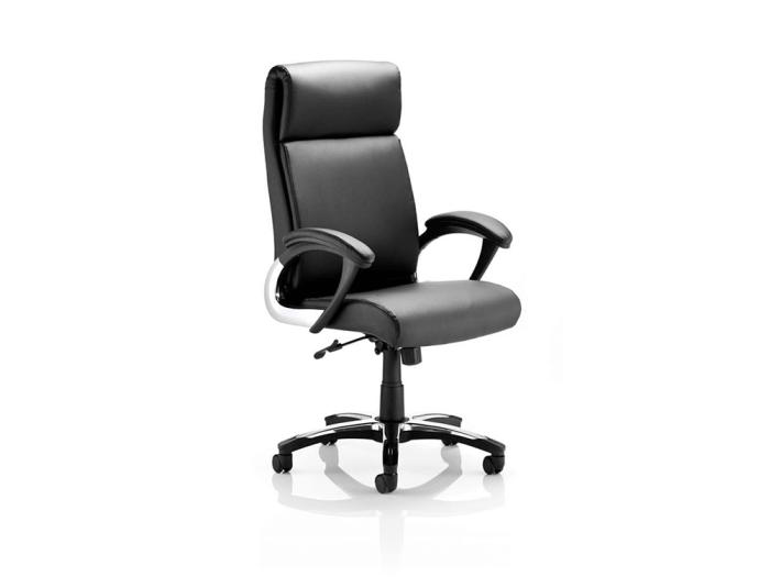 Romeo – Black Folding Executive Chair